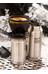 Klean Kanteen Wide Insulated Drinkfles met RVS Loop Cap, 355 ml grijs